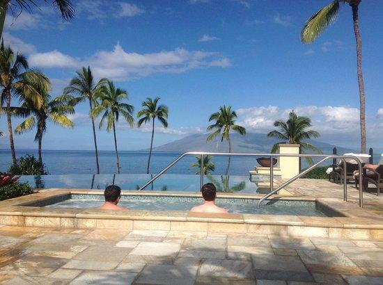 Four Seasons Resort Maui at Wailea: Serenity pool - yes please!