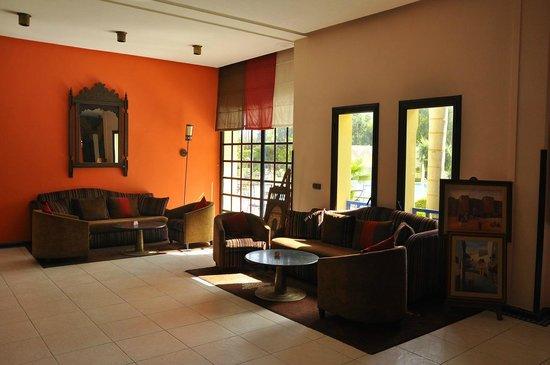 Hotel Ibis Fes : Interni