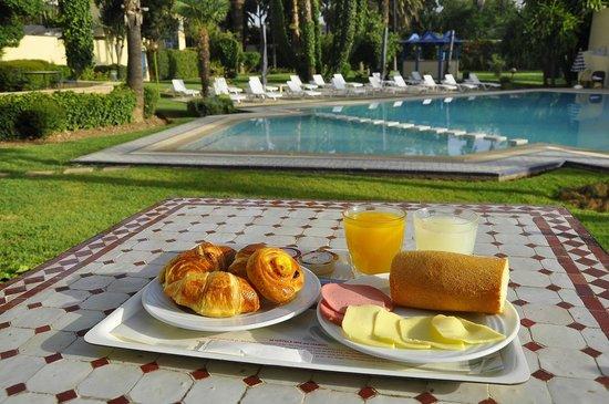Hotel Ibis Fes : Breakfast...ottima !