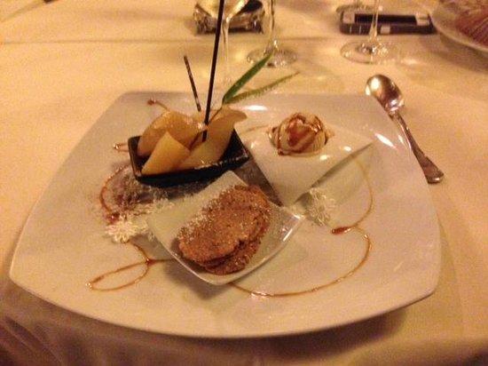 Relais La Corte dei Papi : One of the fabulous deserts