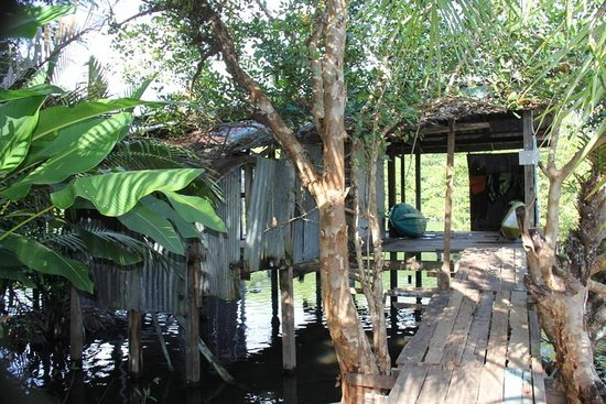 The Spa Resort Koh Chang : Kayak shed