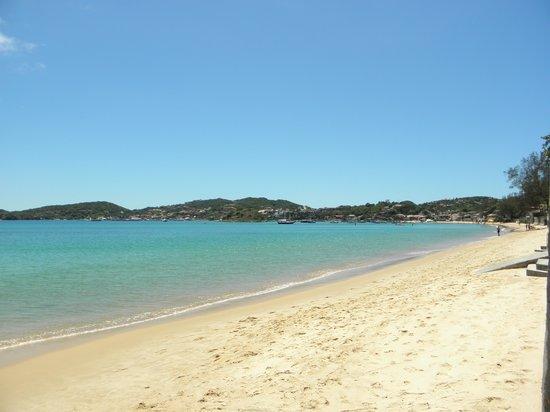 Barla Inn: praia do canto