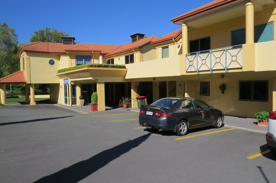BEST WESTERN Tuscany Gardens Motor Lodge: Best Western Tuscany Gardens Nelson