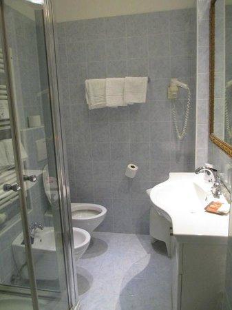 Ca' Angeli: Room 3 bathroom
