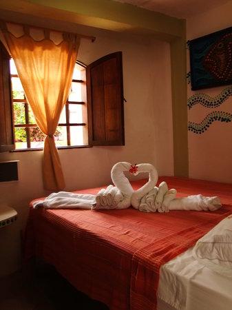 Posada Sol & Luna: Una de nuestras habitaciones