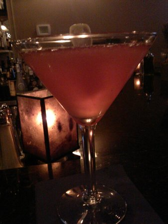 Angelina's Ristorante & Wine: Strawberry Lemonade