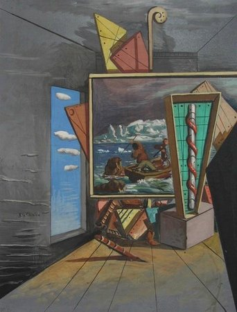 Yale University Art Gallery: de Chirico