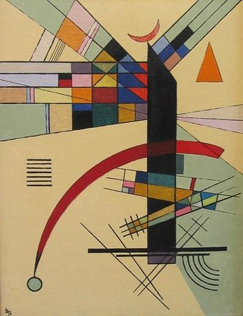 Yale University Art Gallery: Kandinsky