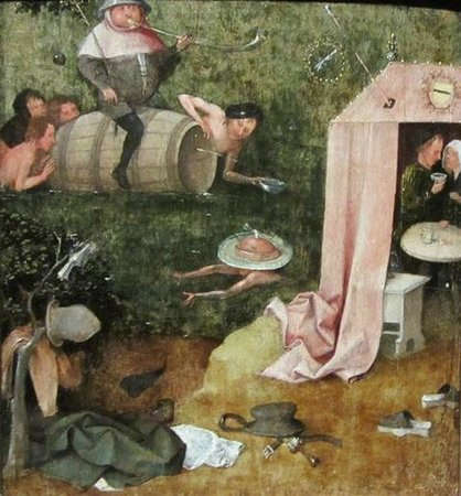 Yale University Art Gallery: Bosch