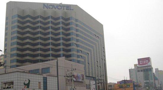 Novotel Ambassador Doksan, Seoul: Novotel-2