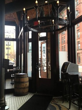 HopCat: the welcoming entrance