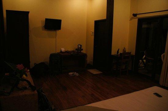Luang Prabang Paradise Resort : Kamer