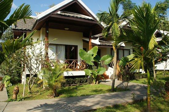 Luang Prabang Paradise Resort : huisje