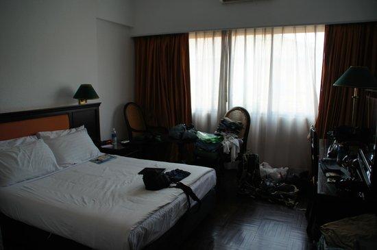 BEST WESTERN Vientiane Hotel: prima kamer