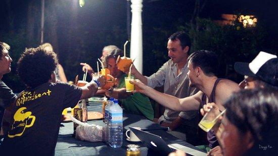 world best drink at plantation surf inn