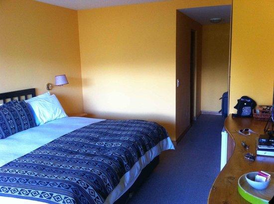 Peninsula Petit Hotel : Habitación