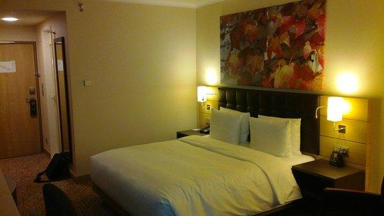 Hilton Mainz: Room 1623