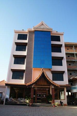 Anoulak Khen Lao Hotel: Aanzicht