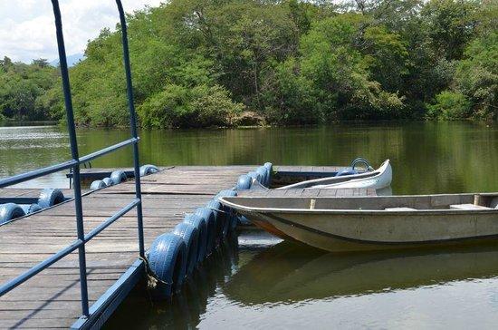Hostería Florida Tropical: Zona de pesca y deportes náuticos