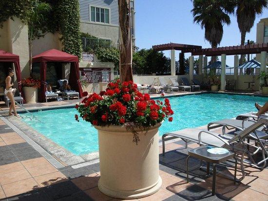 JW Marriott Santa Monica Le Merigot : Бассейн