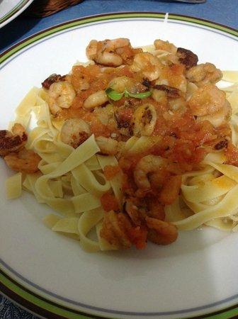 Cantina Don Domenico: delicioso....