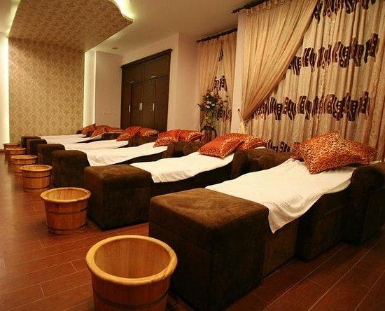 Relax Foot Massage