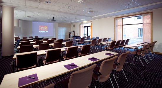 "Clarion Collection Hotel Bryggeparken: Meeting Room ""Eidsfoss"""