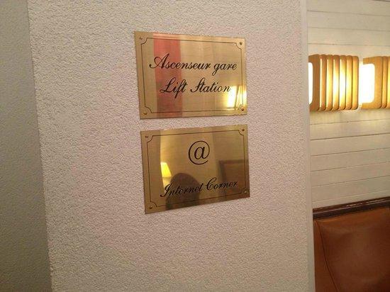 Hotel AlaGare: Alagare