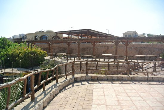 Tamra Residence Apartment Resort Managed by Egyptian Vacation Club: restaurant