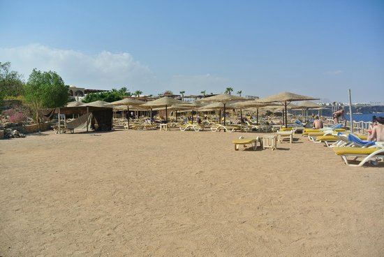 Tamra Residence Apartment Resort Managed by Egyptian Vacation Club : strand