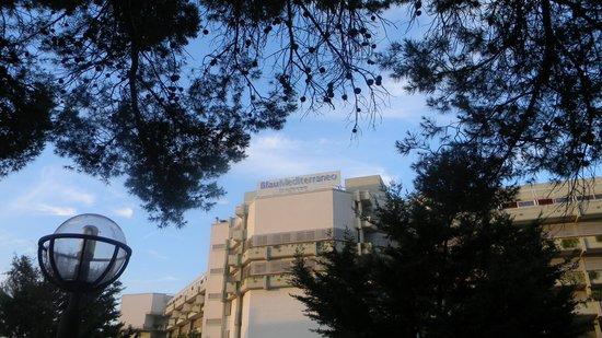 Hipotels Mediterraneo: фото отеля с улицы