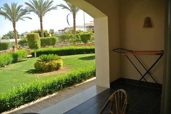 Tamra Residence Apartment Resort Managed by Egyptian Vacation Club : Terasse