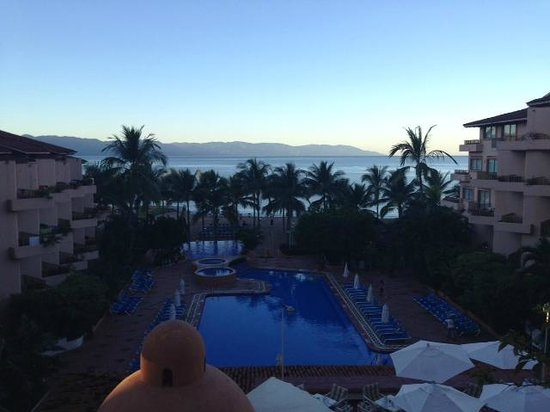 Friendly Vallarta Resort: Every room has a view