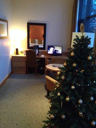 Newpark Hotel : Room 424