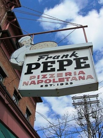 Little Italy: this place is famous for its pizza and long lines
