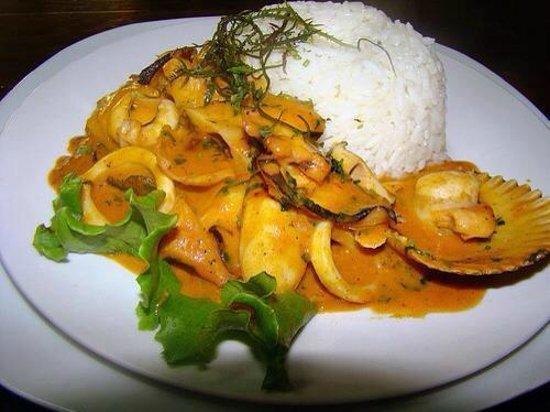 Restaurante Chiwake : Picante de Mariscos