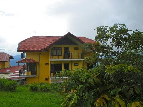 Hotel Guayabo Lodge: Aspecto exterior del Hotel