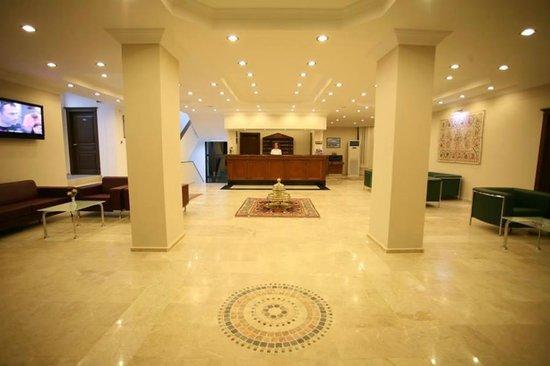 Hotel Mare: Lobby