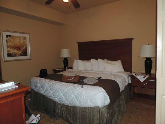 Lake Eve Resort : Um dos quartos