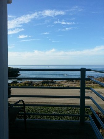 Cambria Landing Inn & Suites: Balcony