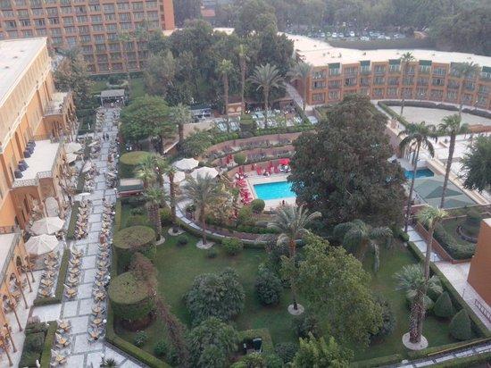 Cairo Marriott Hotel & Omar Khayyam Casino: Zamalek Tower
