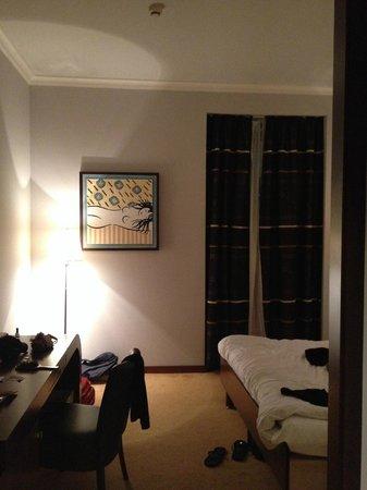 Friday Hotel Prague: Camera