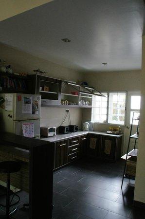 Gerard's Place: Keuken