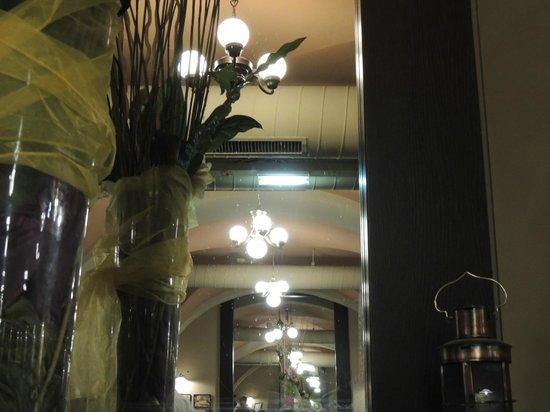 V Kolkovne Restaurant : ambiente caldo e accogliente