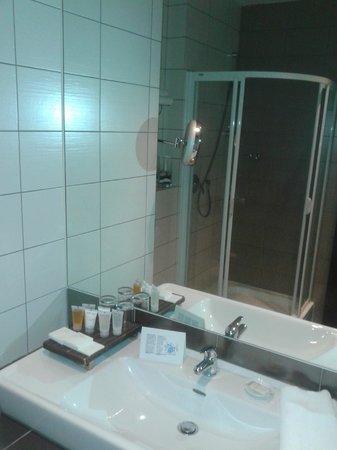 Friday Hotel Prague: Bagno