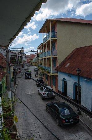 Hotel Casona de la Isla: view from apartment 3