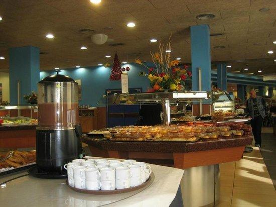 Blick ins lokal photo de el buffet libre la jonquera for Restaurant la jonquera