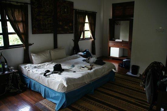 Basaga Holiday Residences: Kamers