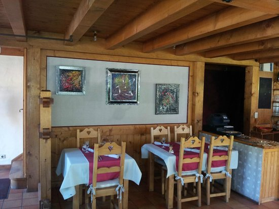 le Crystobald : le restaurant