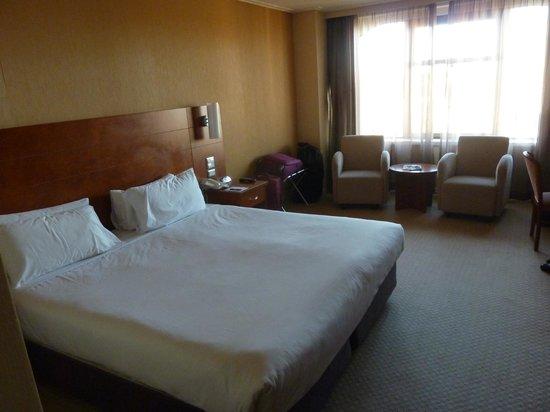 The Sydney Boulevard Hotel : A confortável cama
